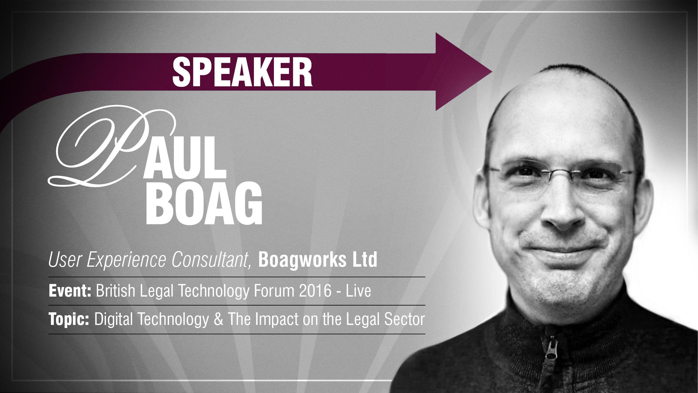BLTF 2016 Paul Boag