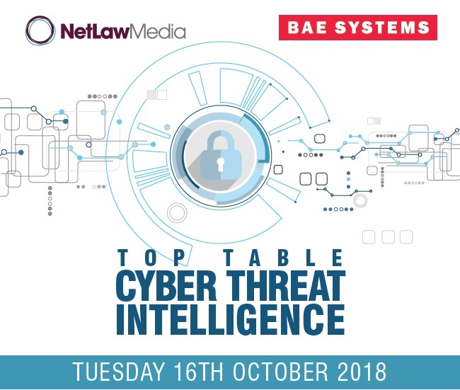 BAE Systems Private Cyber Threat Intelligence Top Table