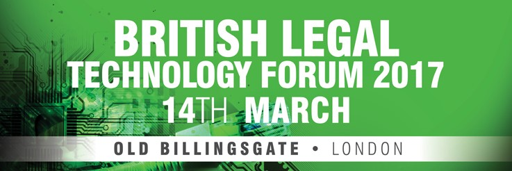 Netlaw Media - Upcoming Events - British Legal Technology Forum 2017