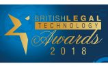 Finalists for The British Legal Technology Awards 2018 – Official announcement