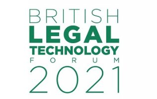 Europe's Leading Legal Technology Forum – 'The British Legal Technology Forum 2021' – SAVE THE DATE – SUMMER 2021